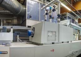 Anlagenumbau Luftaufbereitung Wasserlack